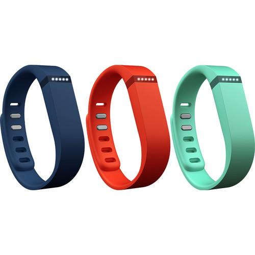Fitbit Flex Replacement Band Sport 3-Pack FB401BTNTS