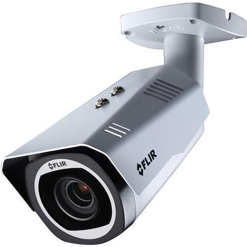 FLIR 2.1MP Day/Night IR Outdoor Bullet Camera with 4-8mm N437BDL