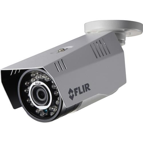 FLIR MPX 1.3 MP Outdoor Bullet Camera with 3.6mm Fixed C233BC