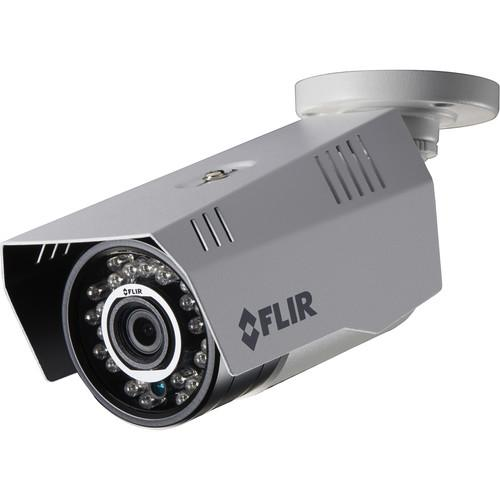 FLIR MPX 2.1 MP Outdoor Bullet Camera with 3.6mm Fixed C233BD