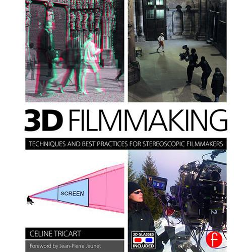 Focal Press Book: 3D Filmmaking - Techniques and 9781138847897