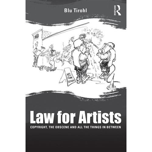 Focal Press  Book: Law for Artists 9780415702546