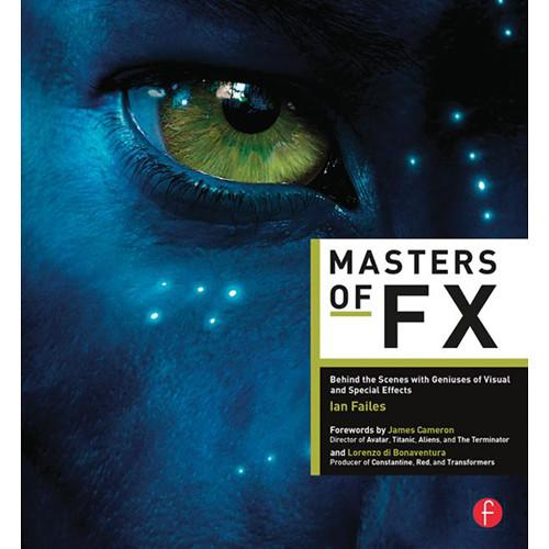Focal Press Book: Masters of FX - Behind 9781138845961