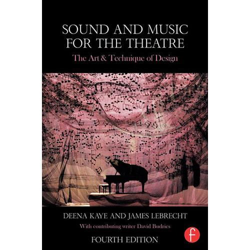 Focal Press Book: Sound & Music 9781138023437