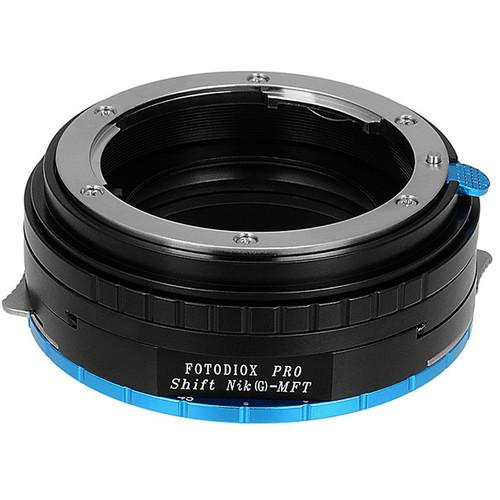 FotodioX Pro Lens Mount Shift Adapter for Canon FD-MFT-P-SHIFT