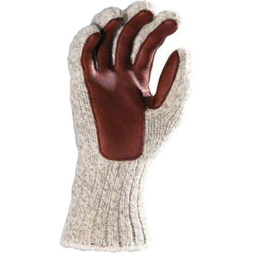 Fox River Medium Ragg & Leather Gloves 9300-06120-M