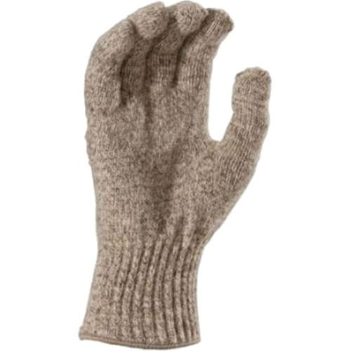 Fox River Mid-Weight Large Gloves (Brown Tweed) 9490-06120-L