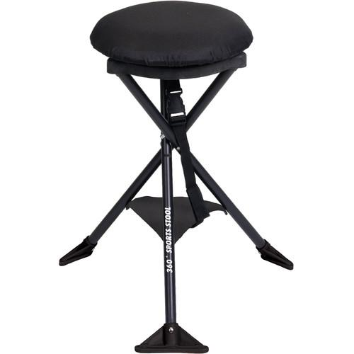 GCI Outdoor  360� Sports Stool (Black) 17210