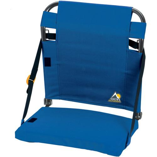 GCI Outdoor BleacherBack Stadium Seat (Royal Blue) 10019