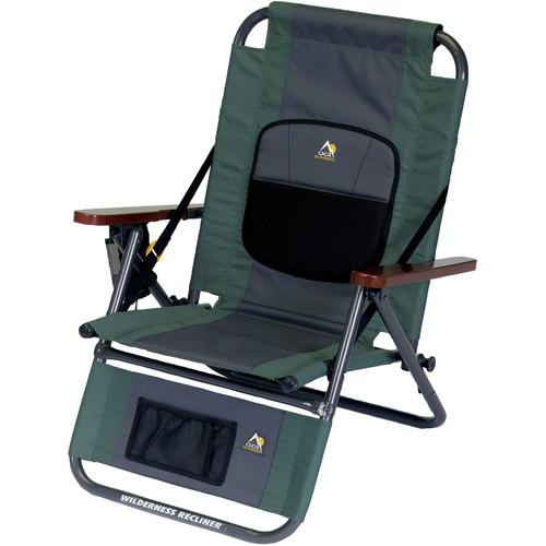 GCI Outdoor Wilderness Recliner (Hunter Green) 23012