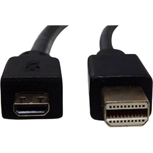GeChic Mini-DisplayPort Video Cable for On-Lap 1303 MINIDP CABLE