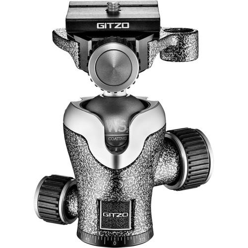 Gitzo GH1382TQD Series 1 Traveler Center Ball Head GH1382TQD