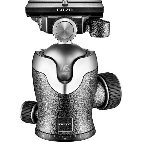 Gitzo GH3382QD Series 3 Center Ball Head GH3382QD