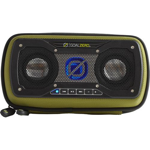 GOAL ZERO Rock Out 2 Solar Rechargeable Portable GZ-94014