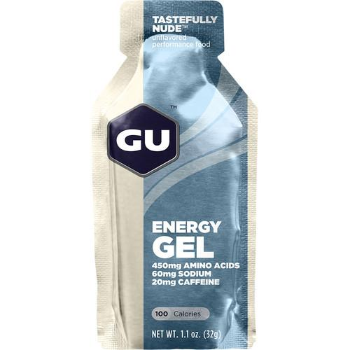 GU Energy Labs GU Energy Gel (24-Pack, Tastefully Nude)