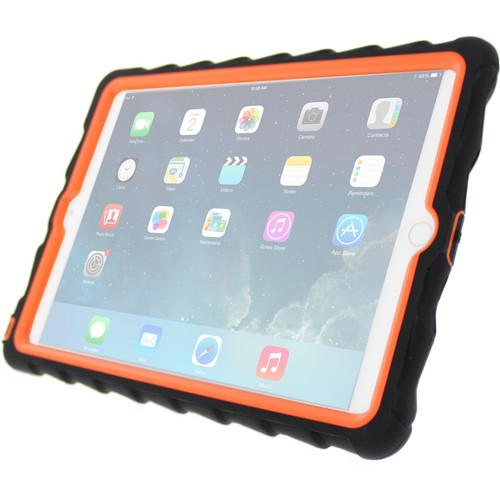 Gumdrop Cases Hideaway Case for iPad Air CUST-GSIPADAIR2-BLKORN