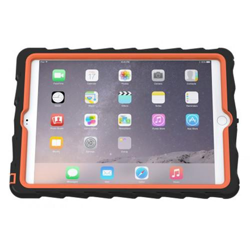 Gumdrop Cases Hideaway Case for iPad Air CUST-GSIPADAIR2-RED_BLK
