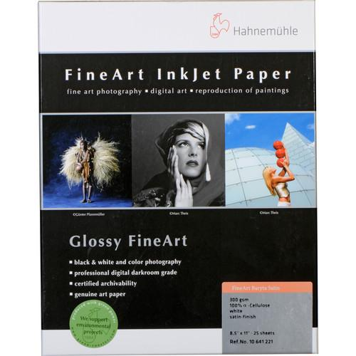 Hahnemuhle  FineArt Baryta Satin Paper 10641221