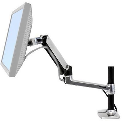 Halter Adjustable Monitor Arm (Silver) MPKFTLT0081D