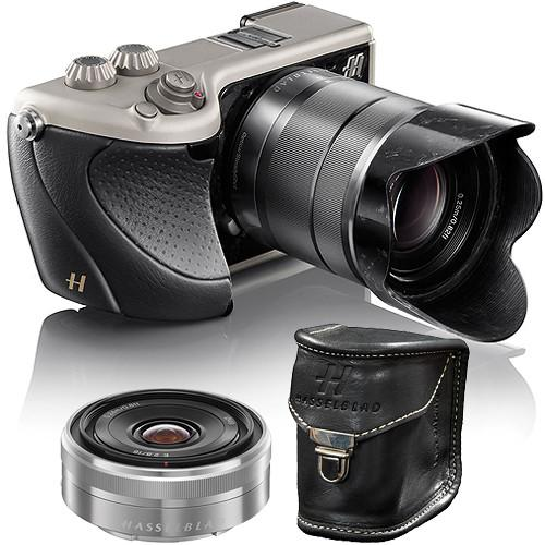 Hasselblad Lunar Mirrorless Digital Camera with 18-55mm and