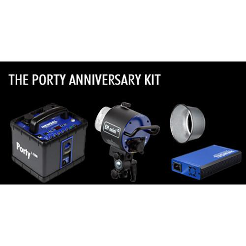 Hensel  Porty L 1200 Anniversary Kit 702134962