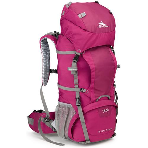 High Sierra Women's Explorer 50 Internal Frame Pack 58441-4202
