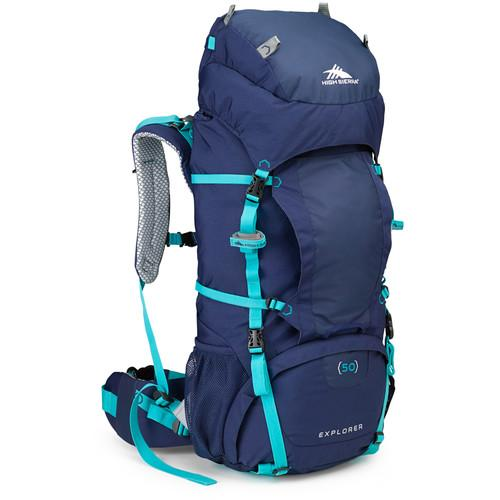 High Sierra Women's Explorer 50 Internal Frame Pack 58441-4203