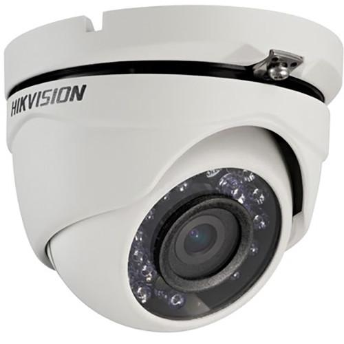 Hikvision Turbo HD 720p Turret Camera DS-2CE56C2T-IRM-2.8MM