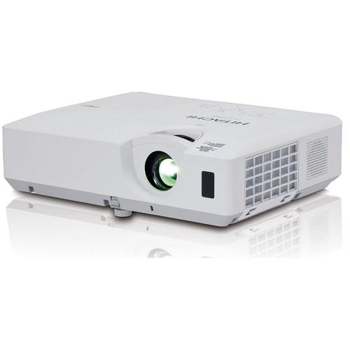Hitachi CP-WX3541WN 3700-Lumen WXGA 3LCD Multimedia CP-WX3541WN