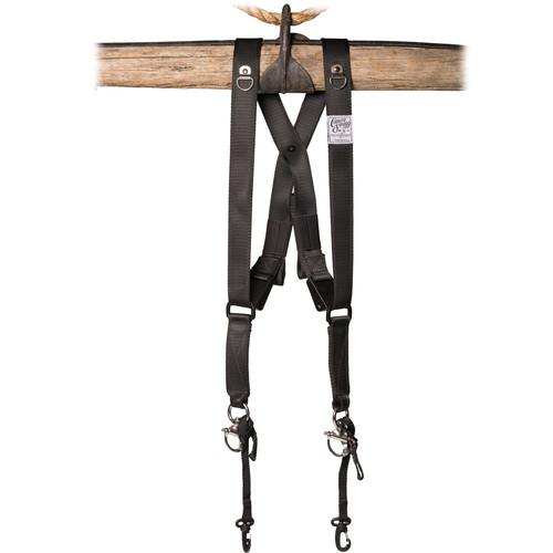 HoldFast Gear Money Maker Two-Camera Swagg Harness CS01-BK