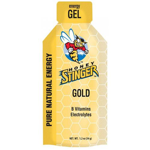 Honey Stinger Energy Gels, 1.2oz (Gold, 24-Pack) HON-70024