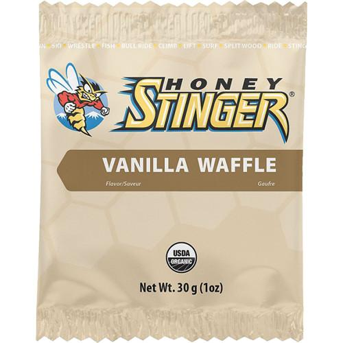 Honey Stinger Organic Waffles (Vanilla, 16-Pack) HON-74116