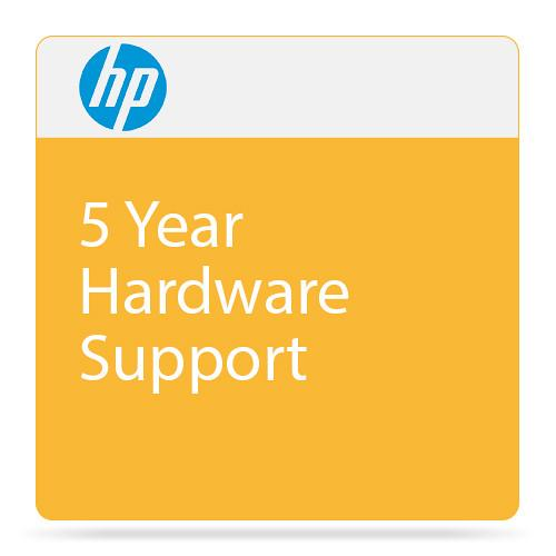 HP 5-Year Next Business Day Onsite Hardware & DMR UV215E