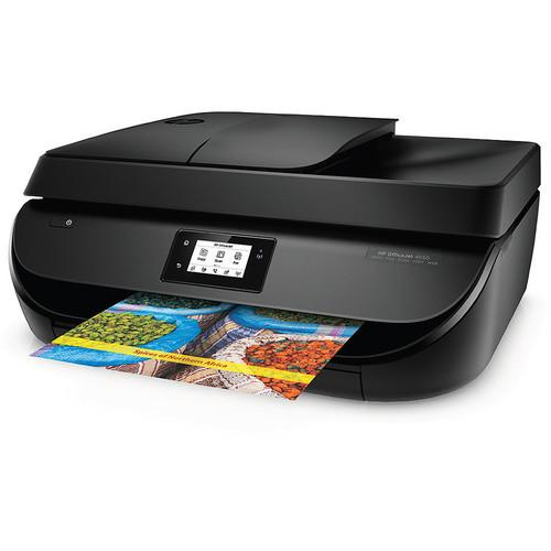 HP OfficeJet 4650 All-in-One Inkjet Printer F1J03A#B1H