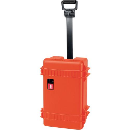HPRC 2550W Hard Case with Wheels HPRC2550WEORANGE