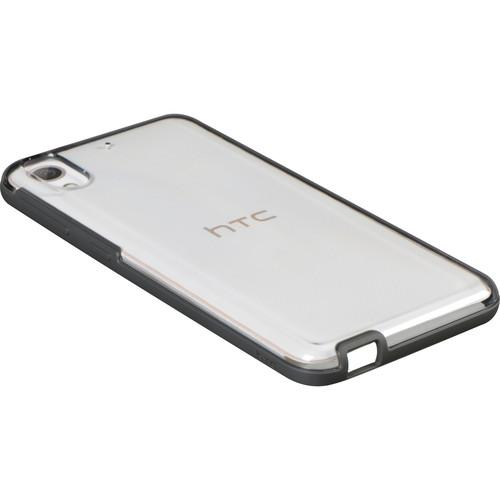 HTC Clear Shield Case for Desire 626 (Black) 99H20162-00