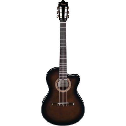 Ibanez GA35TCE Acoustic/Electric Thin-Line Classical GA35TCEDVS