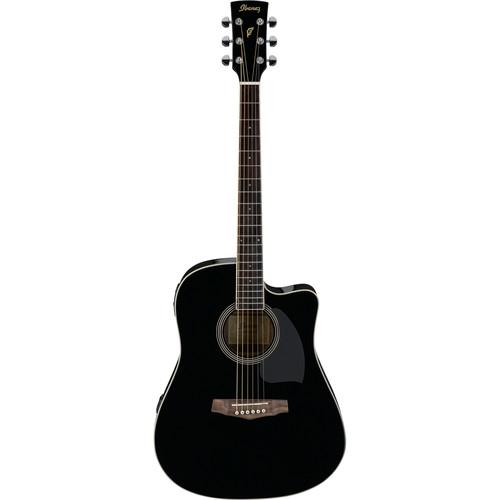 Ibanez PF15ECE PF Performance Series Acoustic/Electric PF15ECEBK