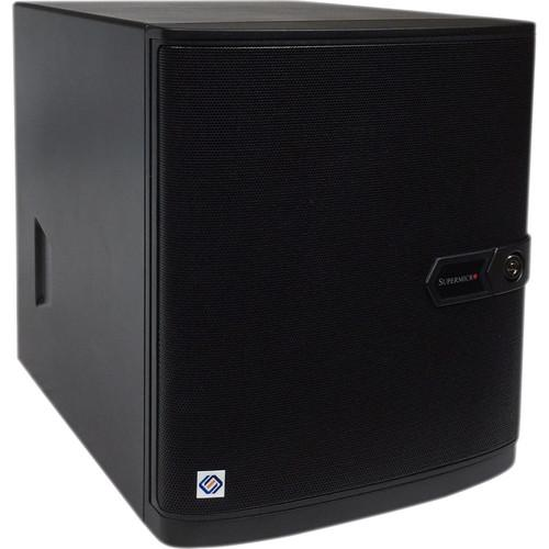 ICC 16TB 721TQ16 4-Bay Mini-Tower Storage Server 721TQ16