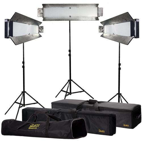 ikan  IDMX1500-v2 Three Light Kit IDMX1500-V2-KIT