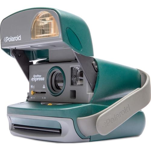 Impossible Polaroid 600 Round Instant Camera (Green) 2875