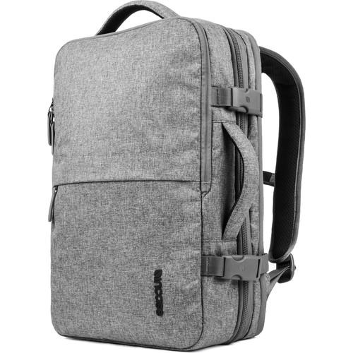 Incase Designs Corp EO Travel Backpack (Heather Gray) CL90020