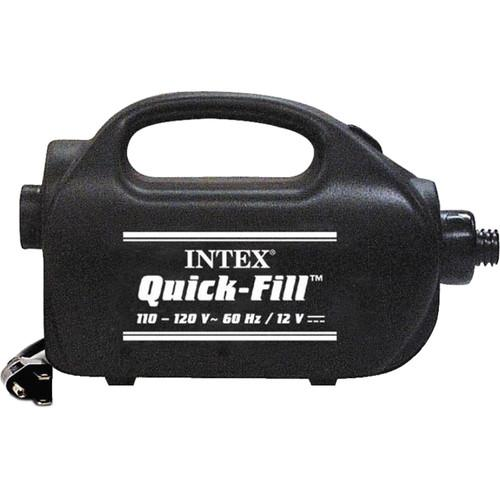 Intex Quick Fill High PSI Indoor/Outdoor Electric Pump 68608E
