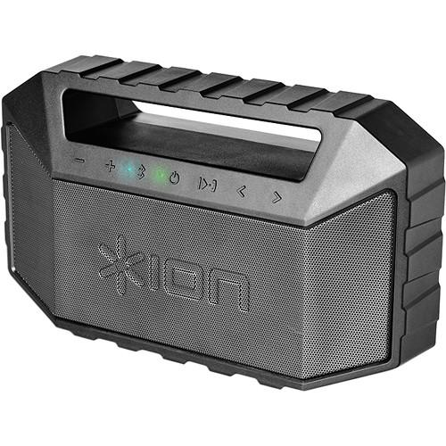 ION Audio Plunge Stereo Waterproof Boombox PLUNGE