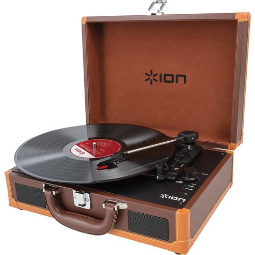 ION Audio Vinyl Motion Portable VINYL MOTION DELUXE (BROW