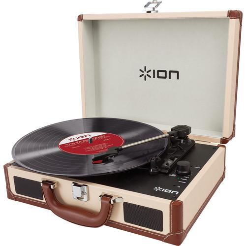 ION Audio Vinyl Motion Portable VINYL MOTION DELUXE (CREA