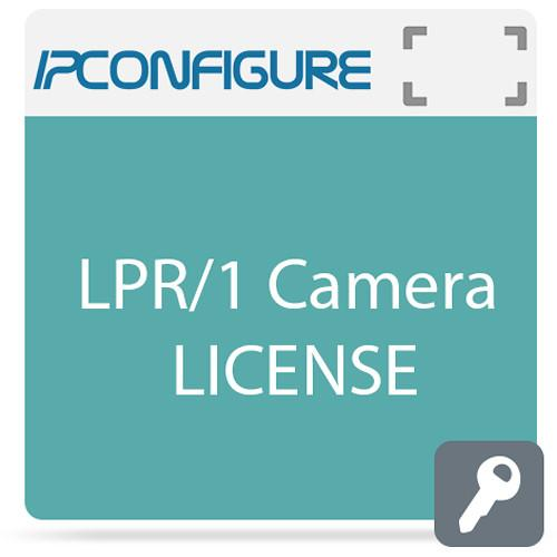IPConfigure Embedded License Plate Recognition IPC-LPR-EMB