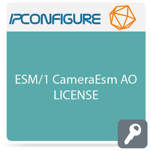 IPConfigure ESM Single Camera Add-On License IPC-ESM-ADD