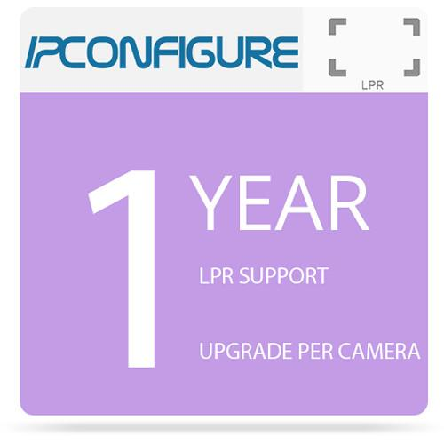 IPConfigure LPR Single Camera Support/Upgrade IPC-LPR-SAR