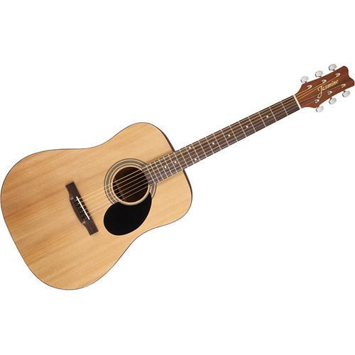 JASMINE S-35 Dreadnought Acoustic Guitar (Natural) S35